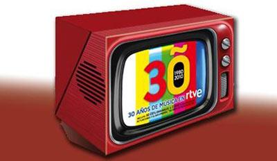 30 años de música en Televisión Española