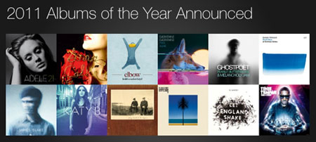 Mercury Prize 2011