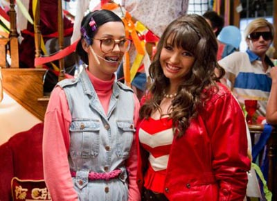 Katy Perry y Rebecca