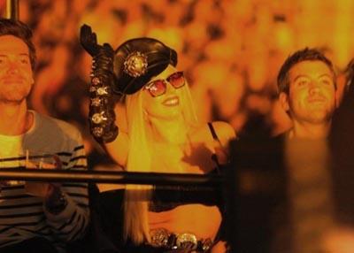 Lady GaGa y Britney Spears