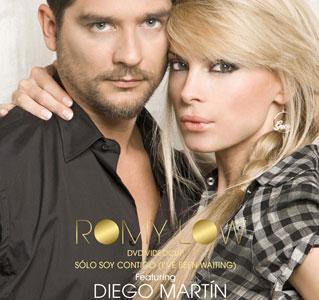 Romy Low y Diego Martín