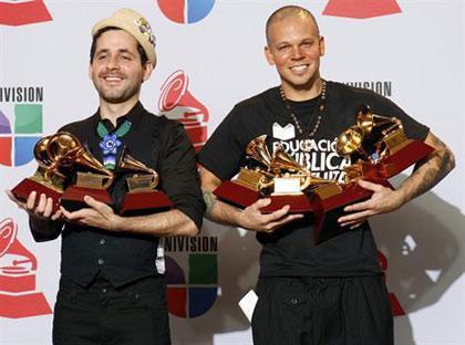 Grammy Latinos 2011