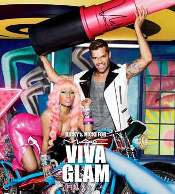 Nicki Minaj y Ricky Martin