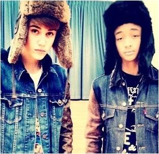 Justin Bieber y Jaden Smith