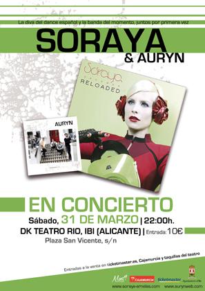 Soraya y Auryn