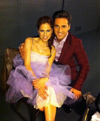David Bustamante y Pastora Soler