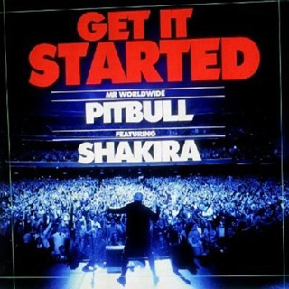 Pitbull y Shakira
