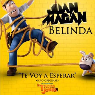 Belinda y Juan Magan