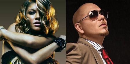 Fergie y Pitbull