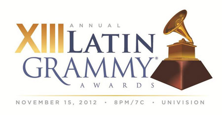 Grammy Latinos 2012