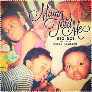 Big Boi y Kelly Rowland