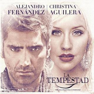 Alejandro Fernández y Christina Aguilera
