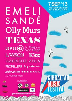Gibraltar Music Festival 2013