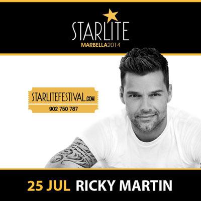 Ricky Martin ofrecerá un único concierto en España este verano