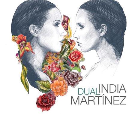 Nuevo disco de duetos de India Martínez