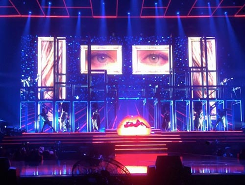 Nueva gira de Kylie Minogue