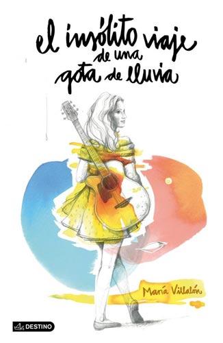 María Villalón publicará un disco-libro en 2015
