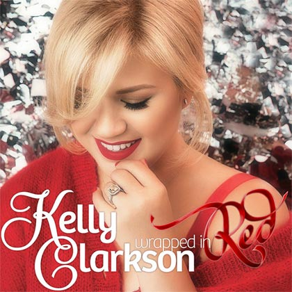 Nuevo single navideño de Kelly Clarkson