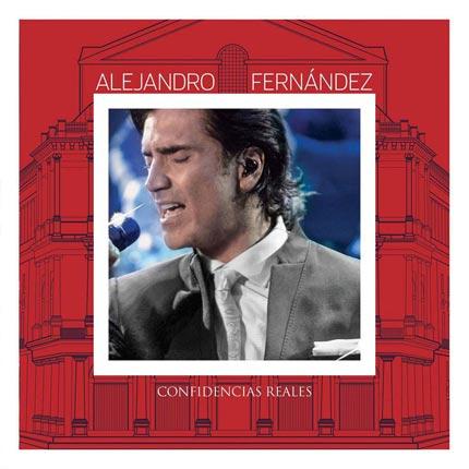 Nuevo disco en directo de Alejandro Fernández