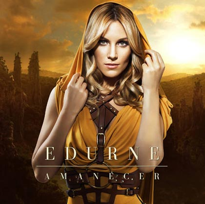 Edurne en Eurovisión