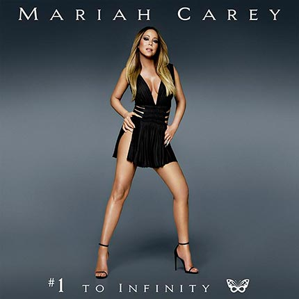 Nuevo recopilatorio de Mariah Carey