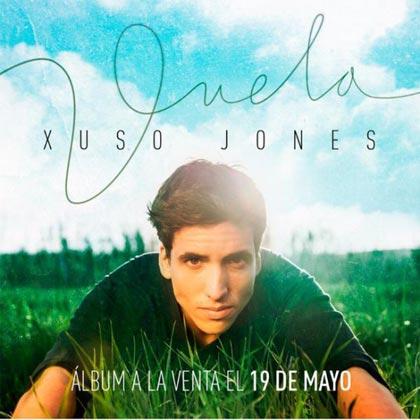 Nuevo disco de Xuso Jones