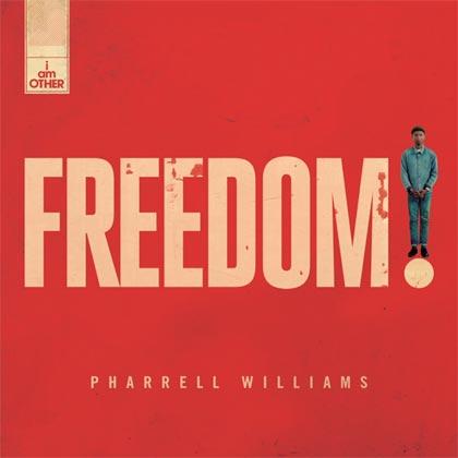 Nuevo single de Pharrell Williams