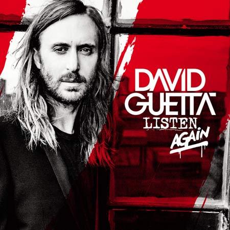 Nuevo disco de David Guetta