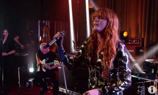 Nueva versión de Florence + The Machine