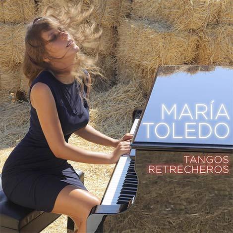 Nuevo single de María Toledo