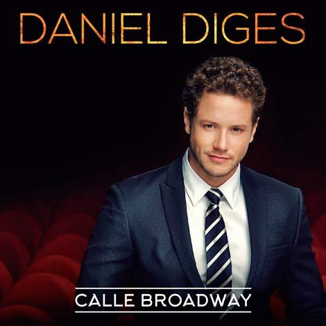 Nuevo disco de Daniel Diges