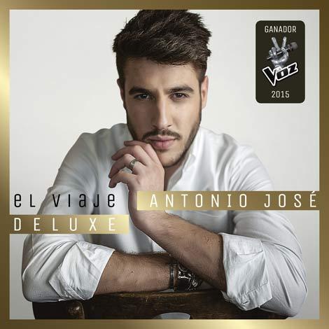 Nuevo disco de Antonio José