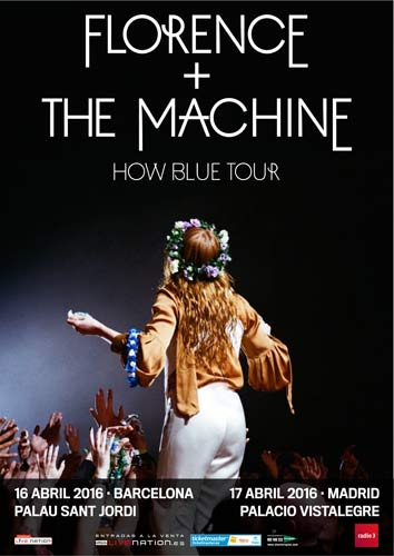Conciertos de Florence + The Machine