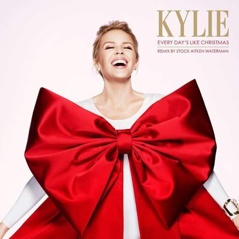 Nueva remezcla de Kylie Minogue