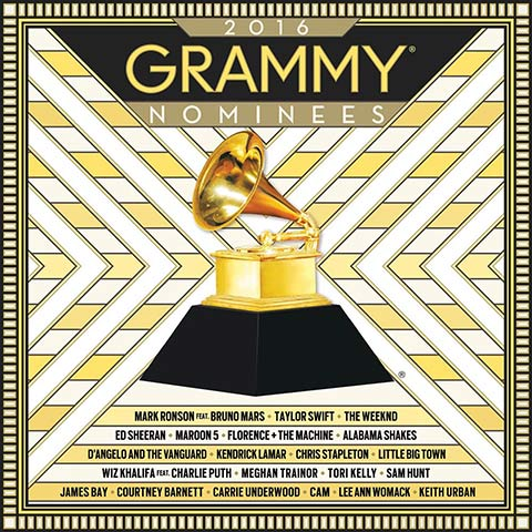 Album>> Varios Artistas - 2016 Grammy Nominees Grammy-2016