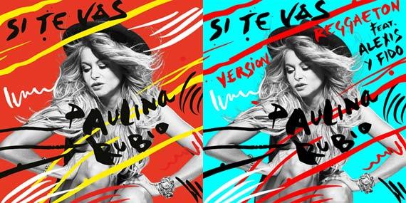 Nuevo single de Paulina Rubio