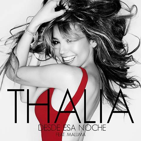 Nuevo single de Thalía