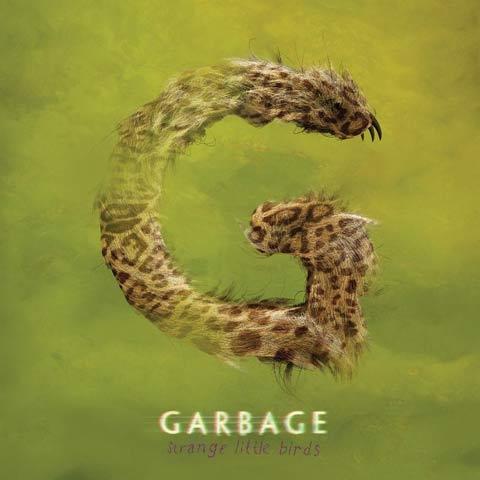 Nuevo disco de Garbage