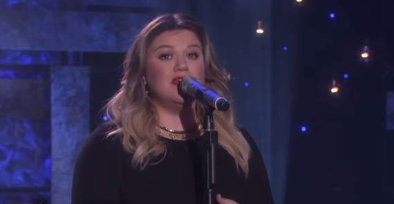 Nuevo disco de remezclas de Kelly Clarkson