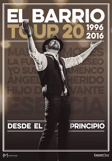 Nueva gira de El Barrio