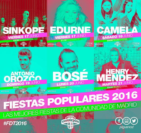 Fiestas Populares de Torrejón