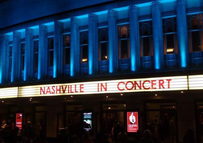 Nashville en concierto