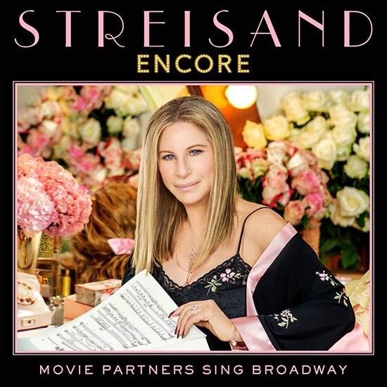 Nuevo disco de Barbra Streisand