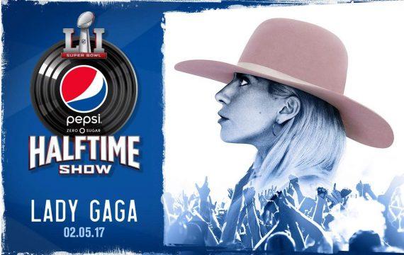 Gaga en la Super Bowl