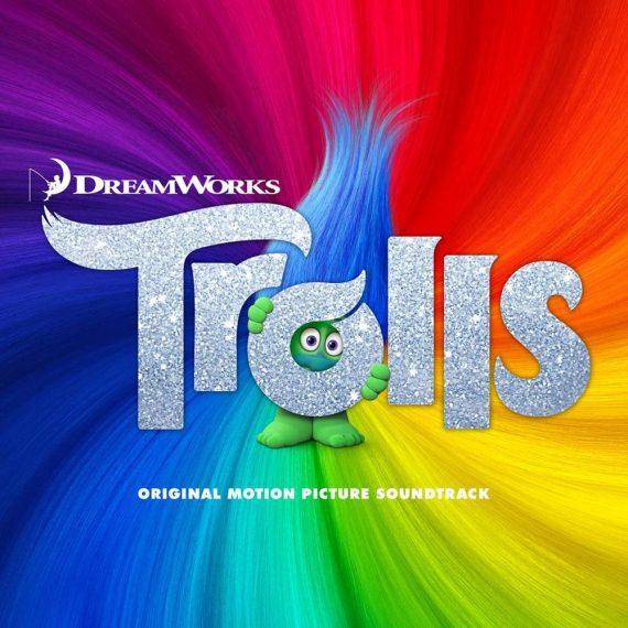 Banda sonora de 'Trolls'