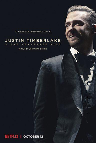Justin Timberlake en Netflix