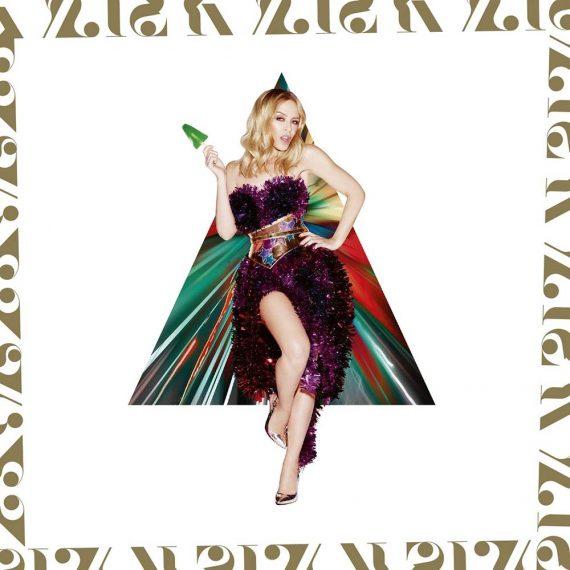 Nuevo disco navideño de Kylie MInogue