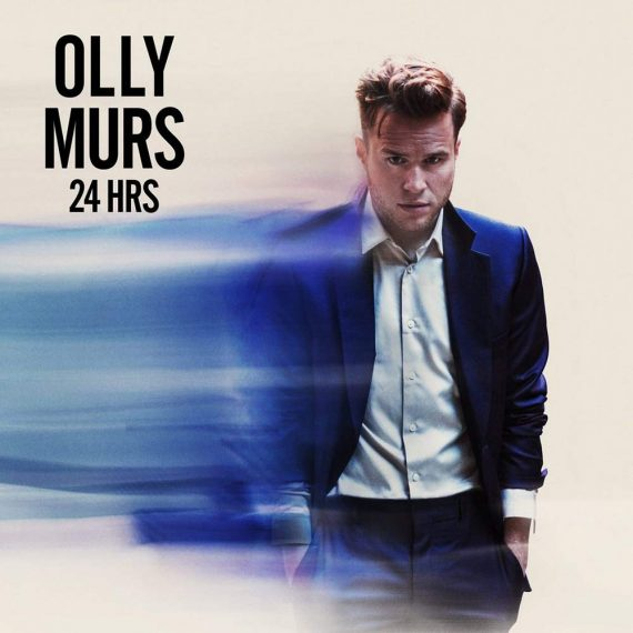 Nuevo disco de Olly Murs