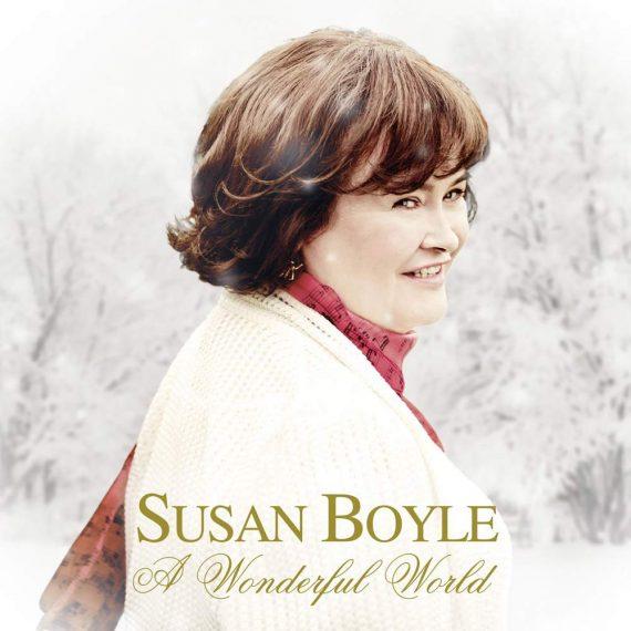 Nuevo disco de Susan Boyle