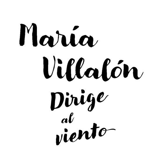 Nuevo single de maría Villalón